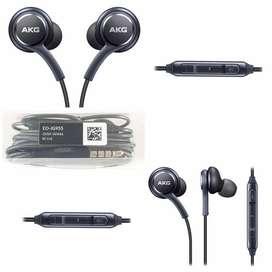 Auricular Samsung Original Manos libres AKG p J4 J4 Plus J6 J6 Plus J8 J8 Plus