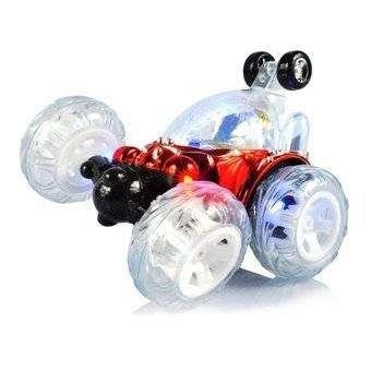 Carro Loco 360 Radio Control Baterias Recargables Hermoso Diseño