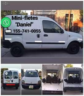 Mini fletes Daniel