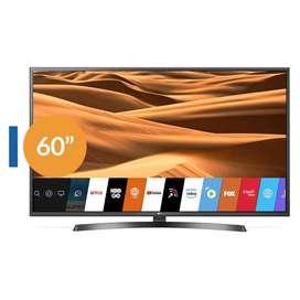 Televisor LG 60 Pulgadas 4K Ultra HD HDR Surround Smart Tv con TDT Nuevo y con garantía en Bogotá. Sector Salitre