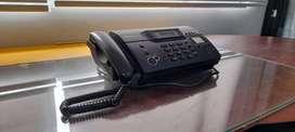 TELEFONO-FAX, TELEFAX PANASONIC KX-FT937