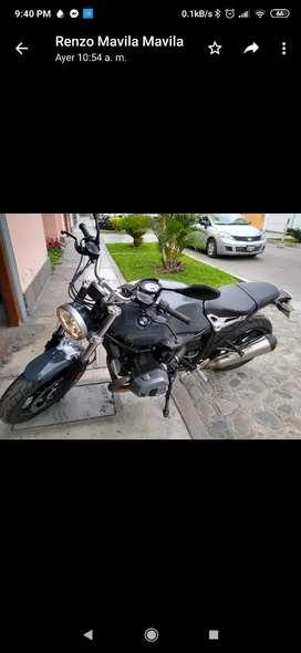 Moto BMW RNINE T