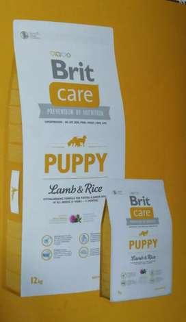 Brit care puppy - comida para mascotas