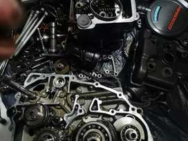 Vendo  de motor Duke KTM 200