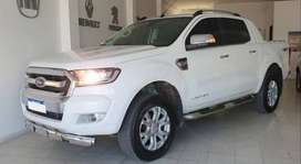 Ford Ranger Limited Automatica 2016 motor 0km cambiado en consecionaria oficial Ford Goldstein