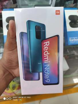 Xiaomi Note9 128gb CAJA SELLADA