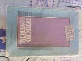 "Libro ""Derecho comercial"" Roberto N. Kechichian. Ed. Braga"