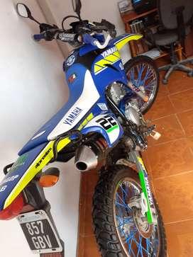 Yamaha xtz250 exelente estado