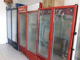 Heladera Vertical Exhibidora Varias