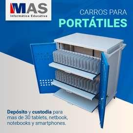 CARRO PORTA-NOTEBOOKS