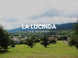 VENTA TERRENO 6.099m2 - LA LUCINDA