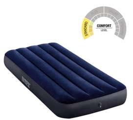 Confortable Combo de Colchón Inflable + bomba de regalo