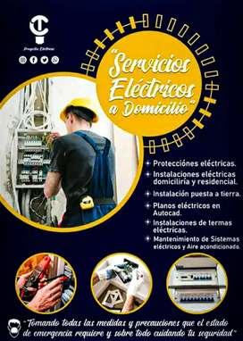 Servicios Electricos e industriales