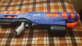 Escopeta de cartuchos nerf venta de emergencia.