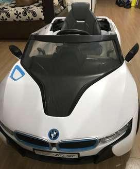 Bmw I8 Montable Electrico - Como Nuevo!!