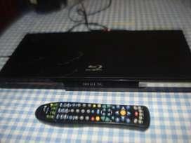 Reproductor De Blu Ray Samsung Bd C5500 Funciona Usb Leer