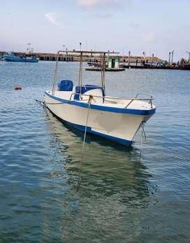 Bote lancha embarcacion