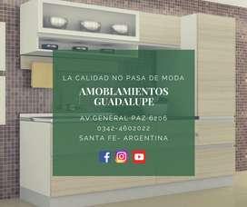 MUEBLES Y MESADA DE COCINA !