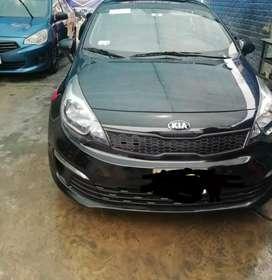 Venta de auto KIA RIO 2017 Todo renovado