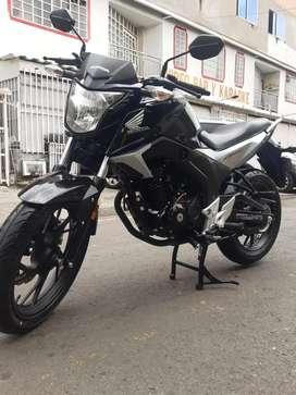 Honda cb 160 DLX 2019