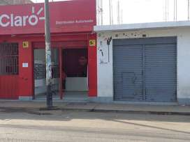 VENDO LOCAL COMERCIAL EN CASMA EN AV. LUIS ORMEÑO. 304 MT2. IDEAL PARA HOTELES, FINANCIERAS O RESTAURANTES