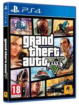 GTA V PlayStation Fisico