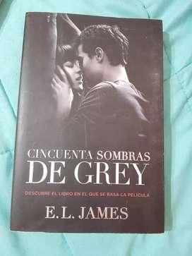 Cincuenta sombras de grey - E.L.James