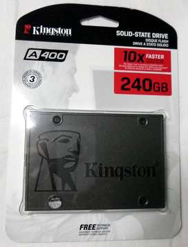 Disco Duro SSD KINGSTON 240GB A400 Estado Solido