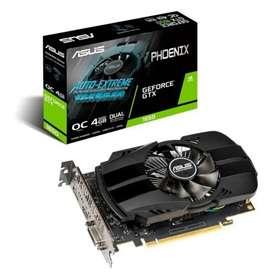 Tarjeta de vídeo GTX Geforce 1650 4 GB Phoenix ASUS