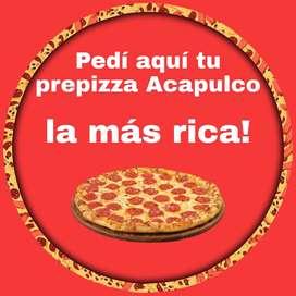Busco maestro pizzero