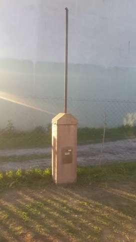 Pilar de luz