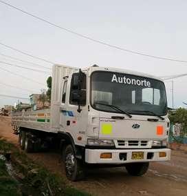 Vendo camión Hyundai 18 toneladas