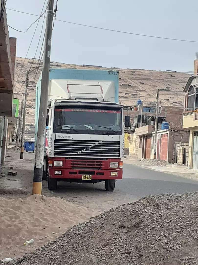 Camión de segundo uso 0