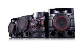 Equipo LG MINI COMPONENTE 700w cm4560