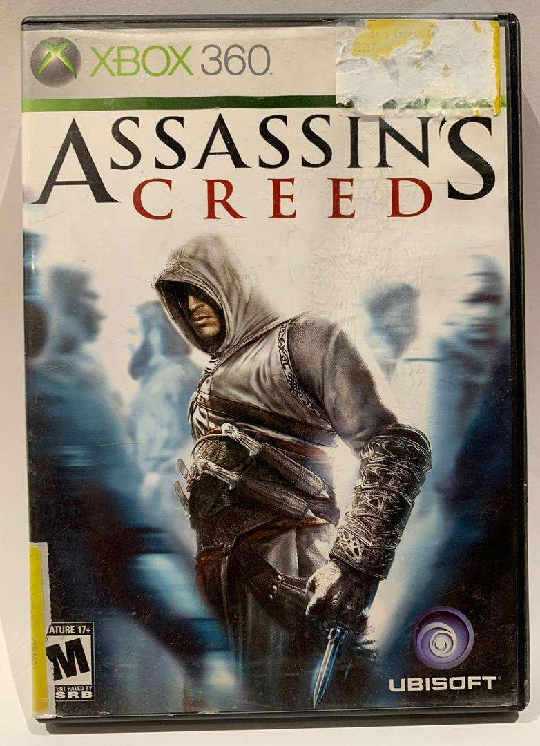 Assassin's Creed 1 para Xbox 360 Original Usado