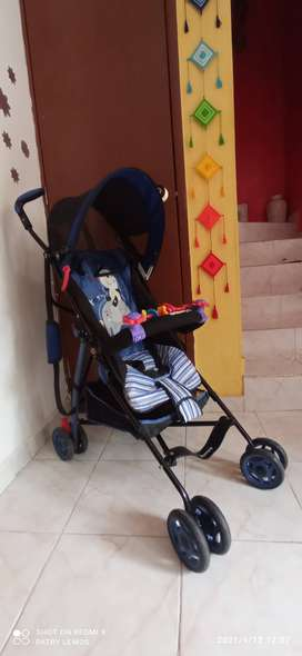 Paseador de bebé marca Jumpy