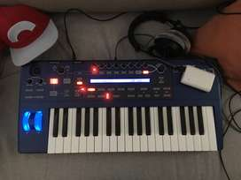 synthetizador teclado ultranova midi novation