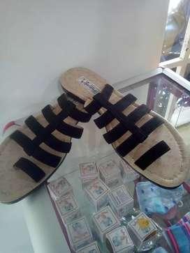 Zapatillas dama sencilla número 39