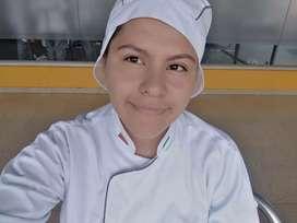 Auxiliar de cocina (En búsqueda de empleo)