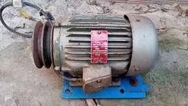 Motor de secarropa industrial