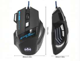 Mouse gamer 7 botones