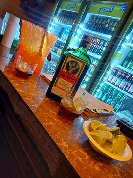 Meseras y Barman