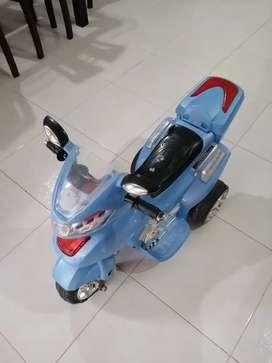Moto eléctrica montable