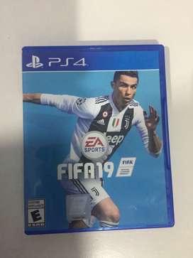 FIFA 19 Buen estado