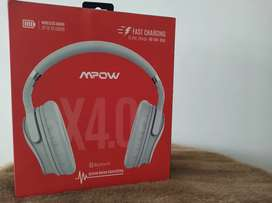 Audífonos Mpow Bluetooth Con Cancelación de Ruido!!!