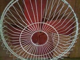Hélice acero y protector ventilador / extractor industrial