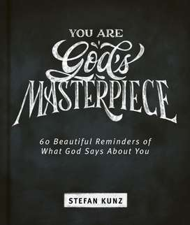 Libro You are God's Masterpiece Stefan Kunz