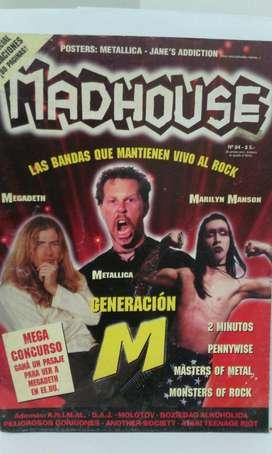 Revista Madhouse nro. 84