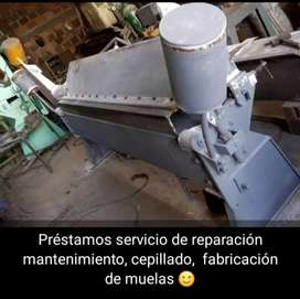 Mantenimiento reparación de Dobladoras y cortadoras