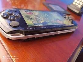 Psp vita(usado)+9 juegos incluidos+tarjeta micro sd 8GB